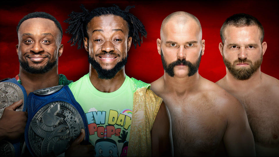 WWE TLC 2019 Match Card, Preview And Predictions 3