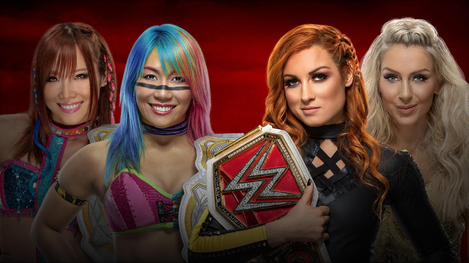 WWE TLC 2019 Match Card, Preview And Predictions 7