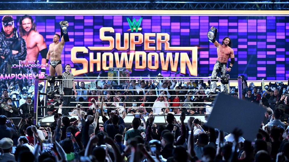 SmackDown Tag Team Championship será disputado dentro da Elimination Chamber