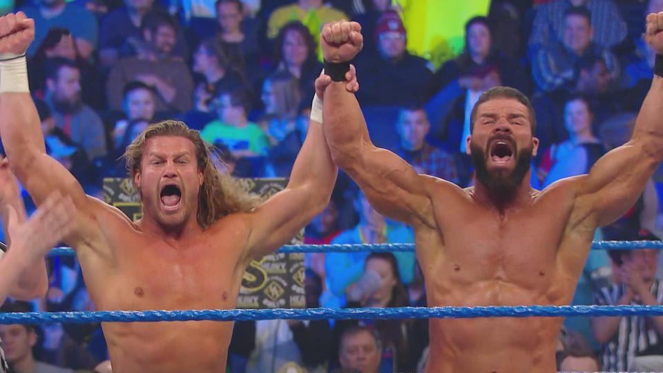 Dolph Ziggler e Robert Roode ganham vantagem para o Elimination Chamber