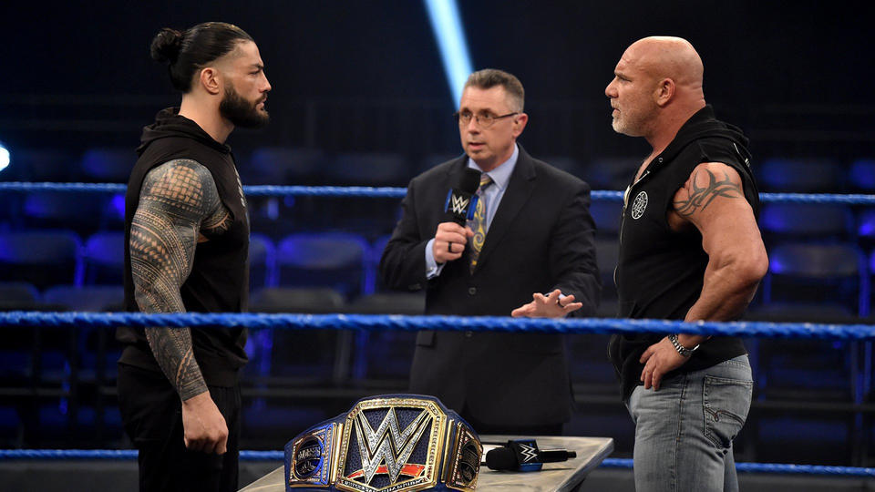 WWE Friday Night SmackDown 20.03.2020