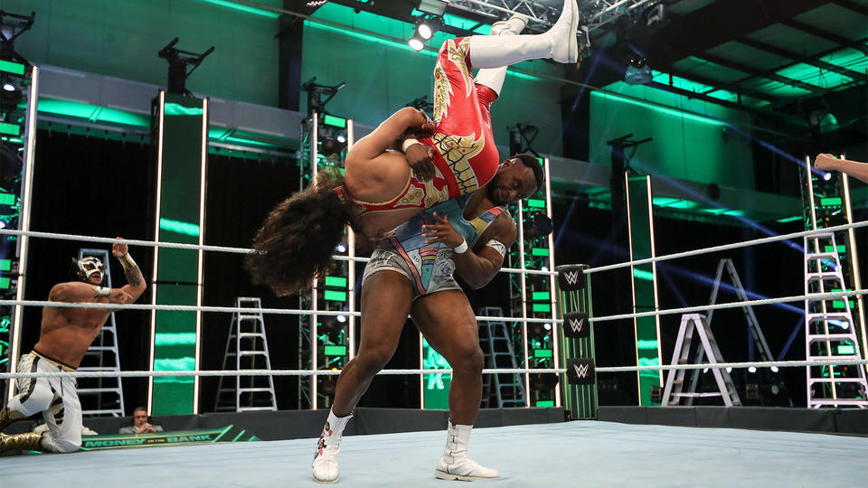 WWE Money In The Bank Full Results: May 10, 2020 1