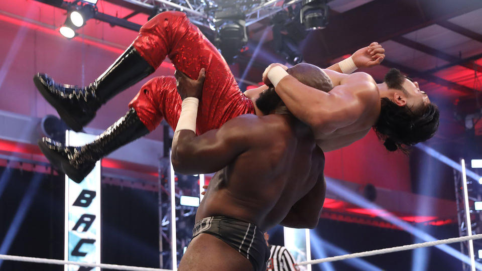 WWE Backlash Full Results And Highlights: June 14, 2020 1
