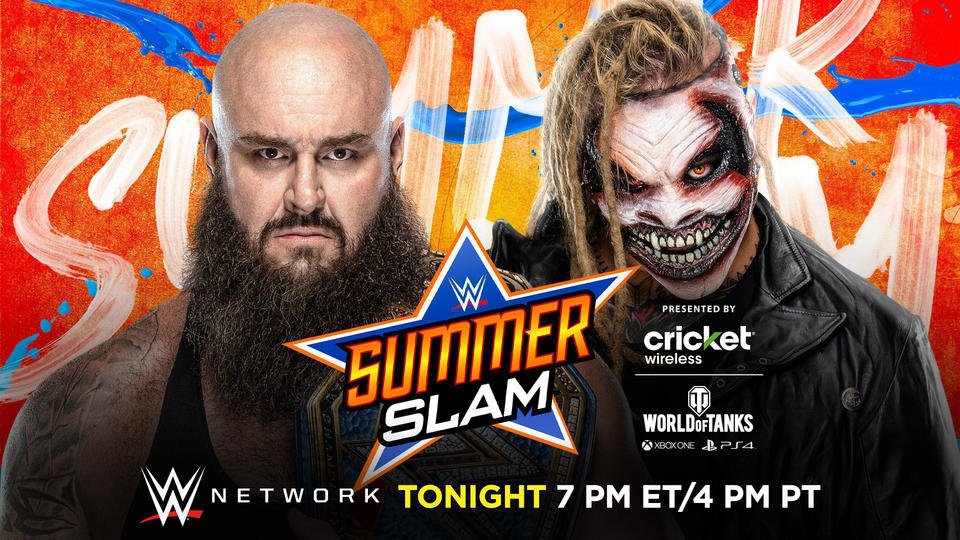 Braun Strowman vs. The Fiend Reportedly Closing SummerSlam
