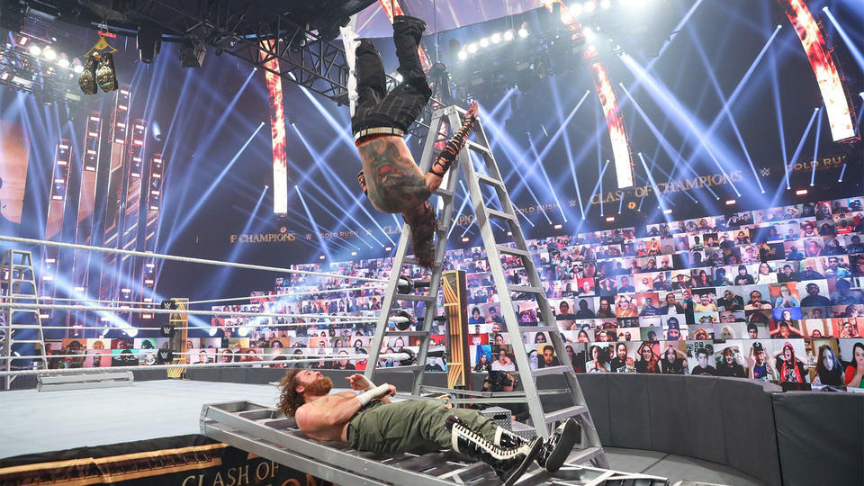 WWE Clash Of Champions 2020 Full Results And Highlights 1