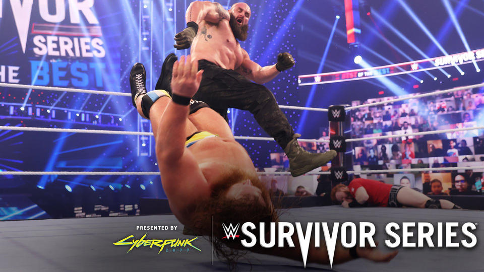 WWE Survivor Series 2020 Full Results And Highlights 1