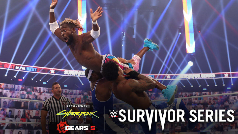 WWE Survivor Series 2020 Full Results And Highlights 2