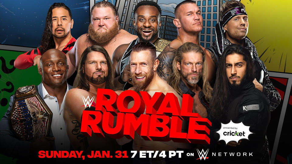 WWE Royal Rumble 2021: Top Favorites To Win Rumble Matches 1