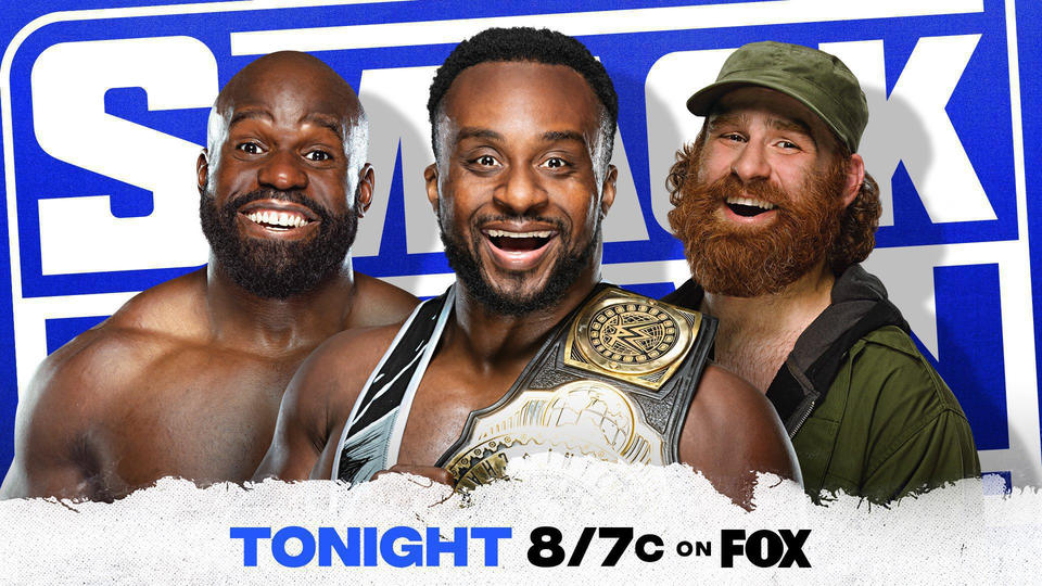 Title Match And More Announced For SmackDown
