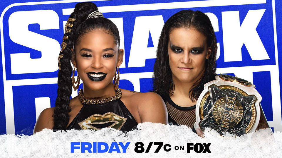 Bianca Belair vs Shayna Baszler Announced For SmackDown