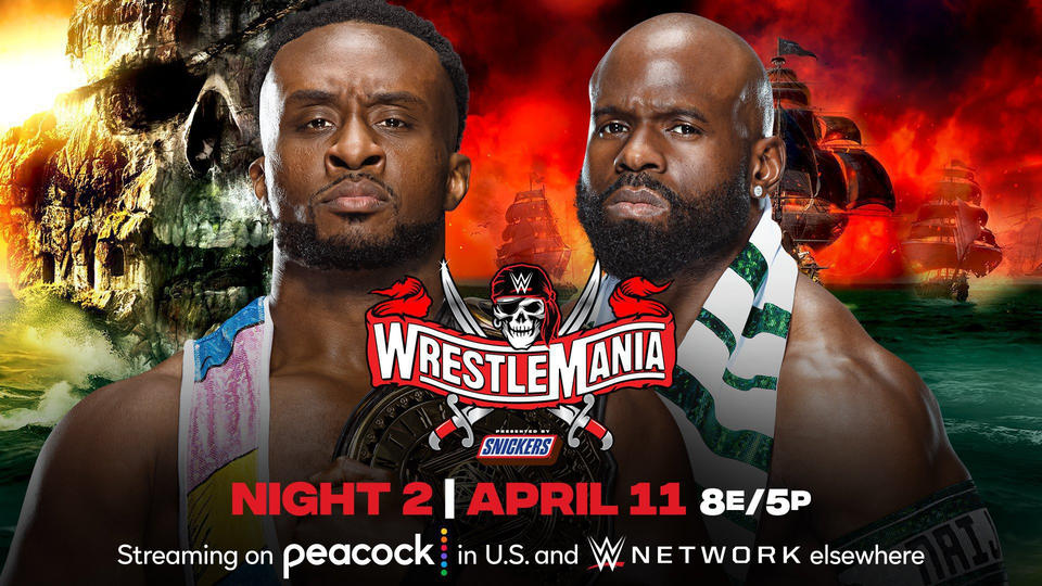 Nigerian Drum Fight And More Updates To The WrestleMania 37 Card