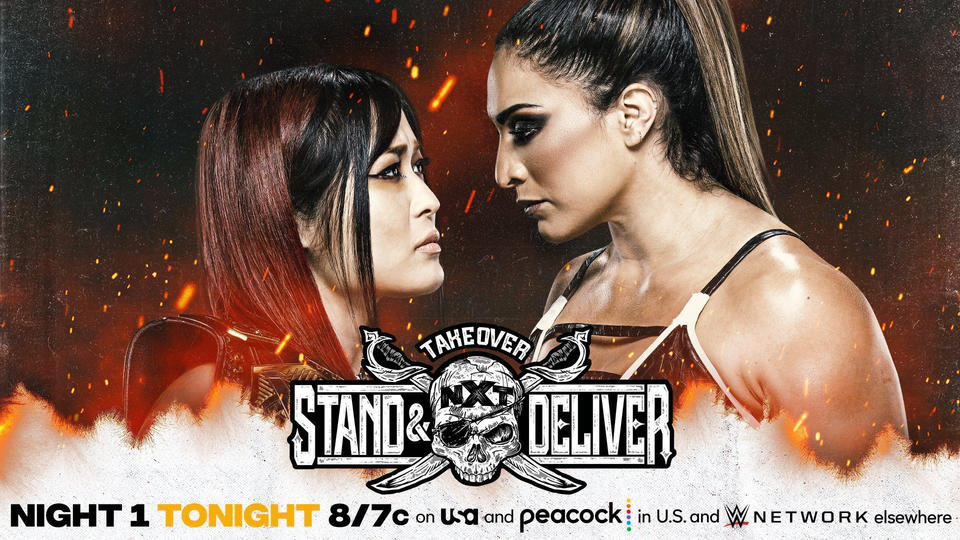 "NXT ""Takeover: Stand & Deliver"" Night One Results"