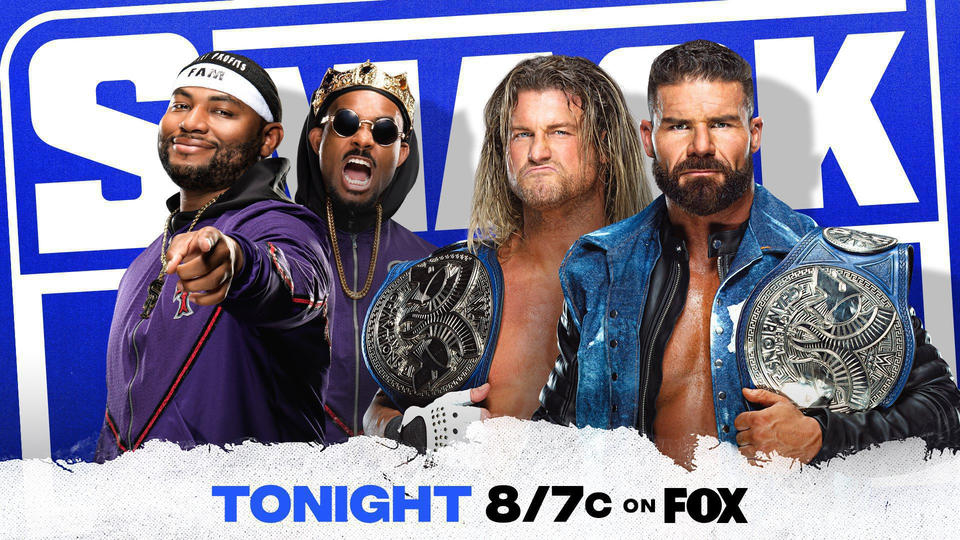 WWE Smackdown Results - April 16, 2021