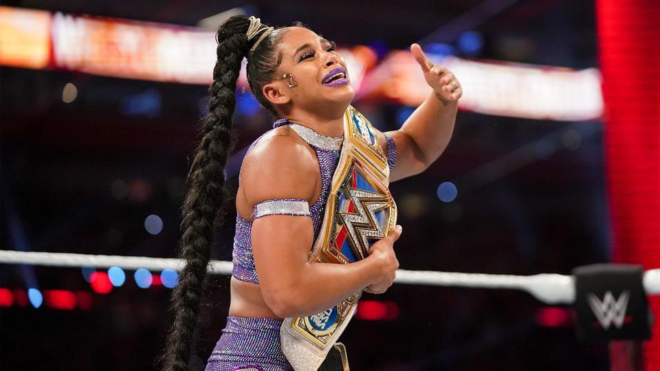 The Wrestling World Congratulate Bianca Belair