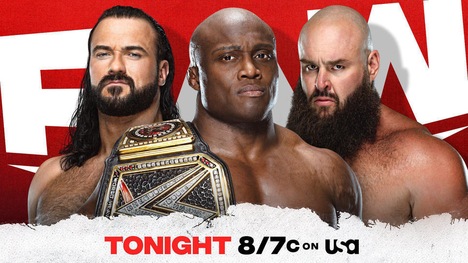 WWE RAW Results - May 3, 2021