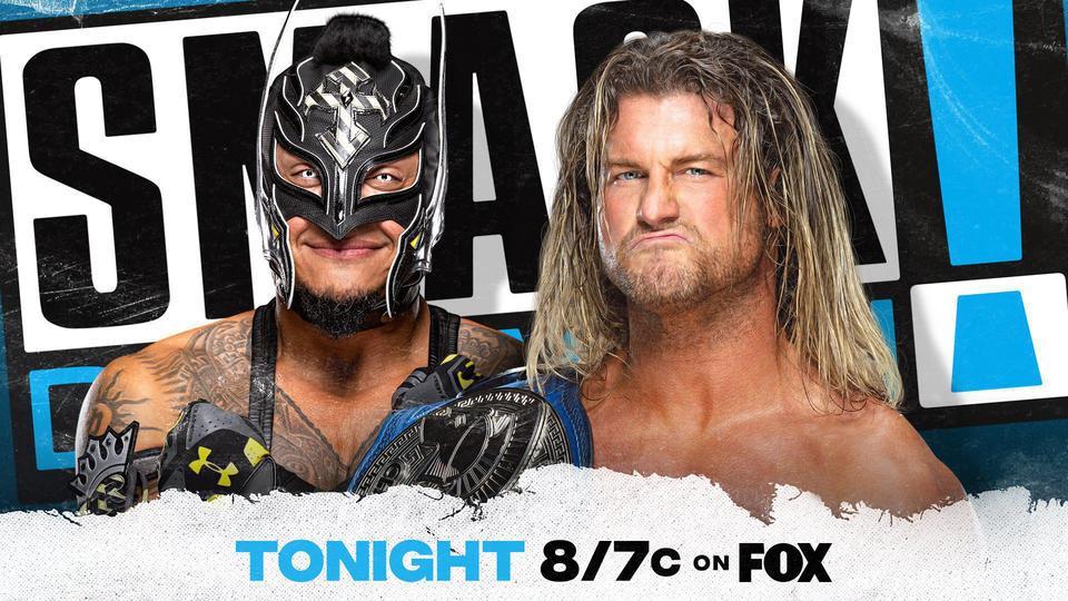 Rey Mysterio vs Dolph Ziggler Announced For Smackdown