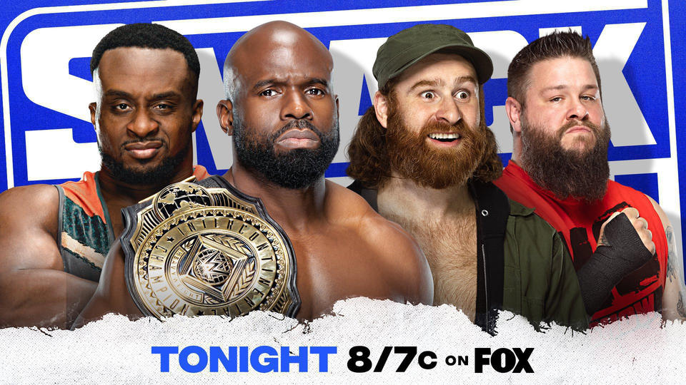 WWE Smackdown Results - May 21, 2021