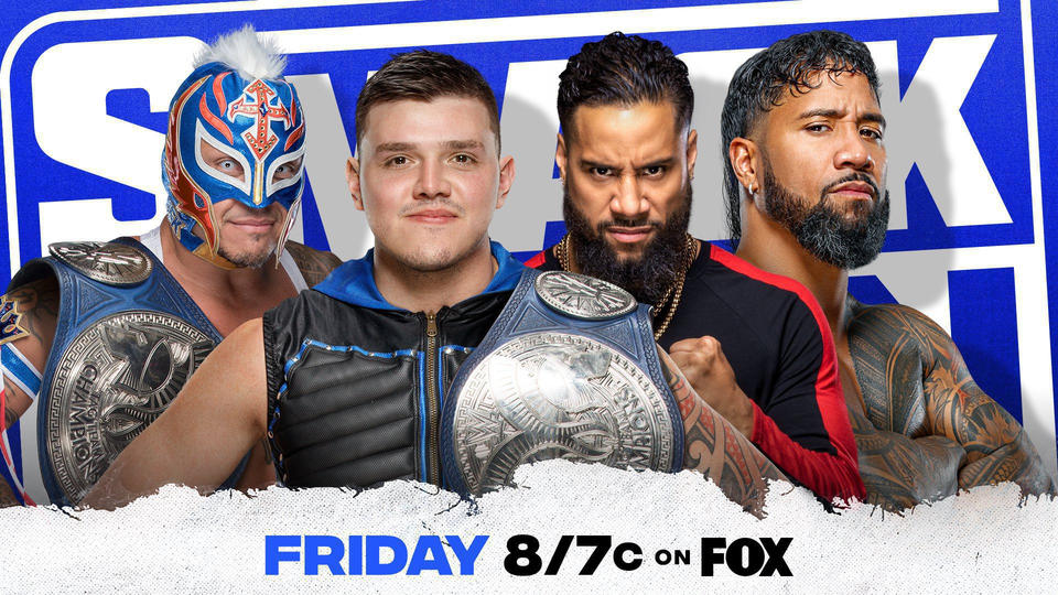 WWE SmackDown Results - June 4, 2021