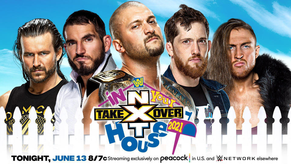 """NXT """"Takeover: In Your House"""" 2021 Results"""