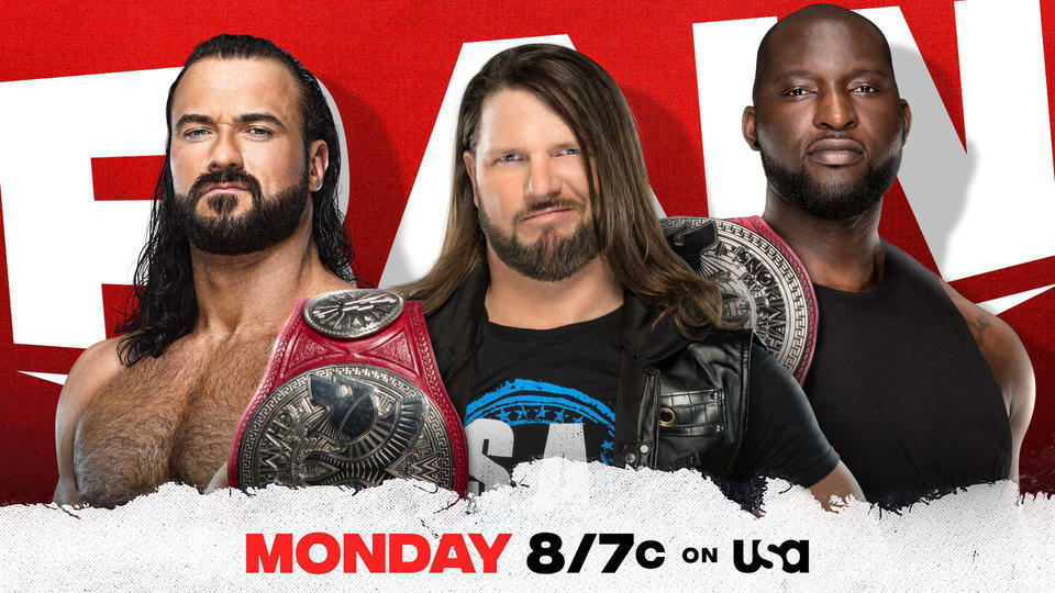 WWE RAW Results - June 14, 2021