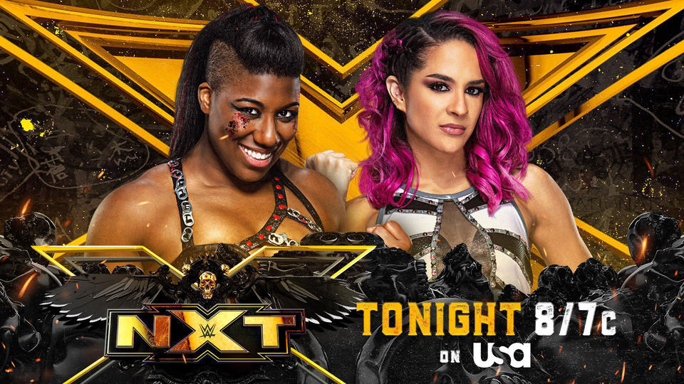 NXT Results - June 8, 2021