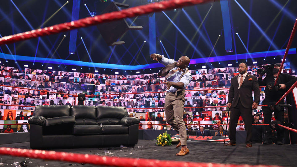 مسلسل WWE Raw: الموسم 29 الحلقة 28