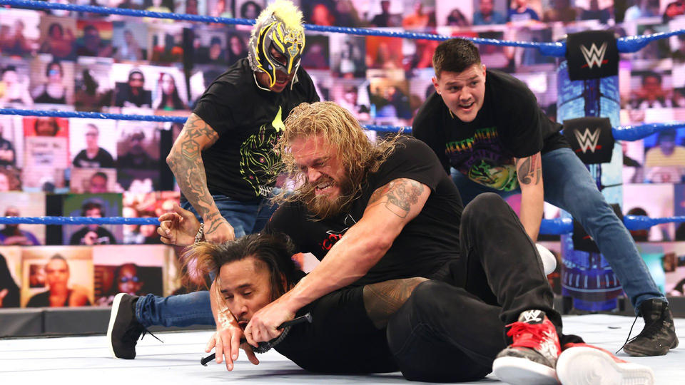 مسلسل WWE SmackDown: الموسم 23 الحلقة 28