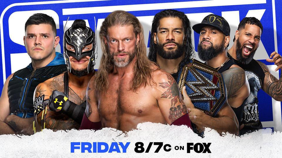 WWE SmackDown Results - July 16, Houston TX