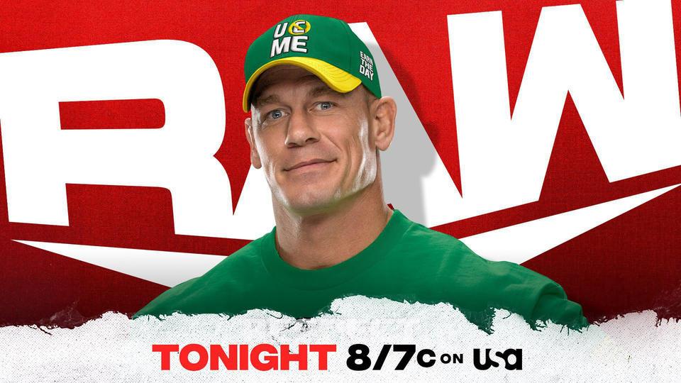 WWE RAW Results (7/20) - Dallas, Texas
