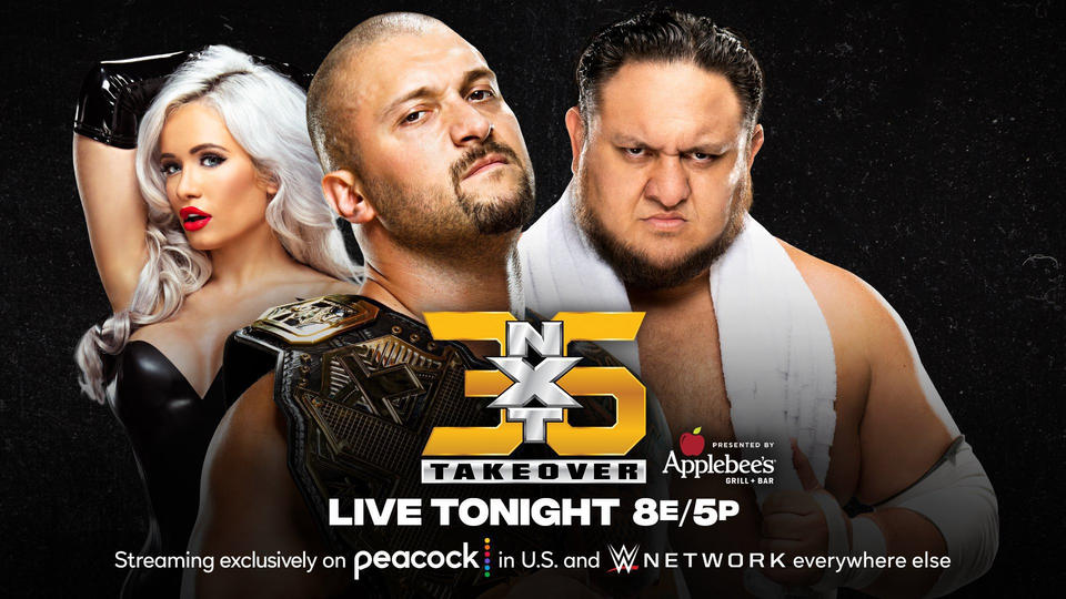 NXT Takeover 36 Live Results