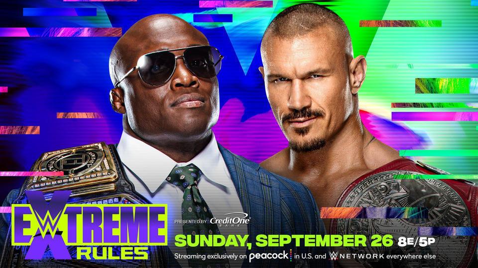 WWE Moving Randy Orton Vs Bobby Lashley From Extreme Rules?