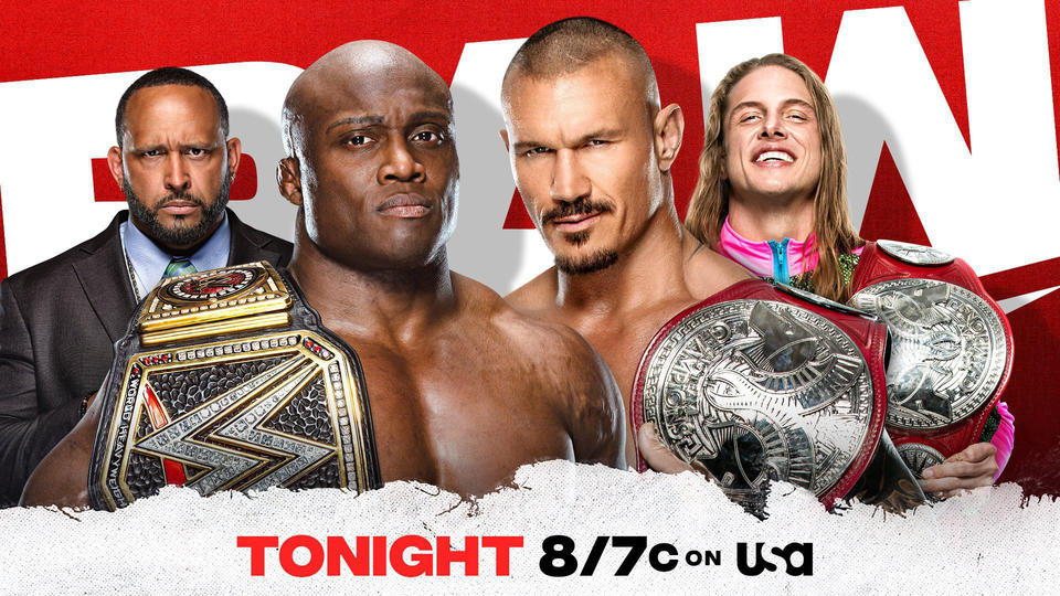 WWE RAW Preview - Bobby Lashley Defends Against Randy Orton