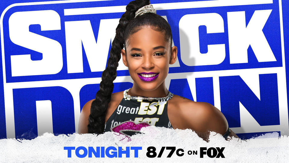 Match And Segments Announced For Smackdown