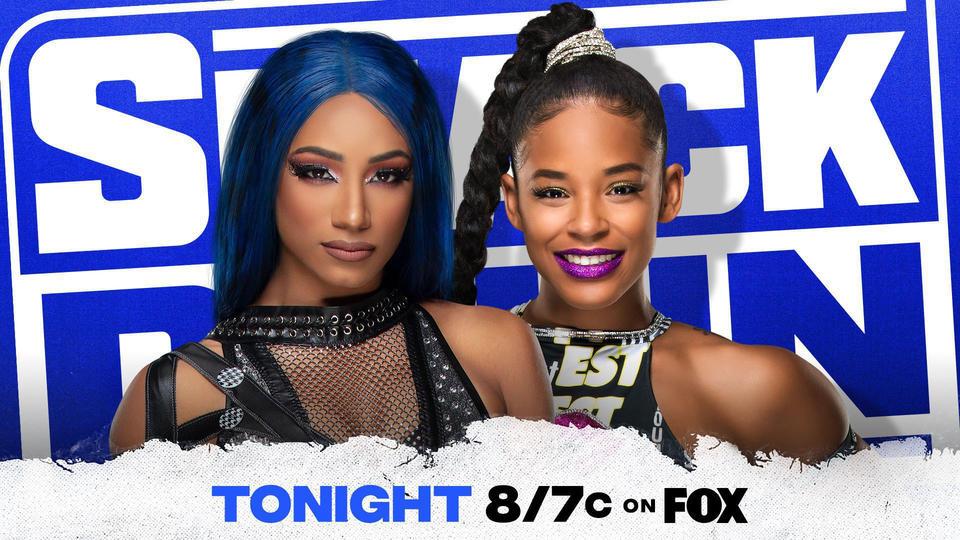 Sasha Banks Vs Bianca Belair Announced For Tonight's SmackDown