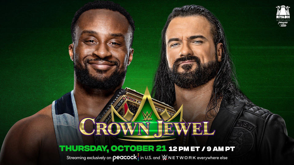 Possible Spoiler For WWE Championship Match At Crown Jewel