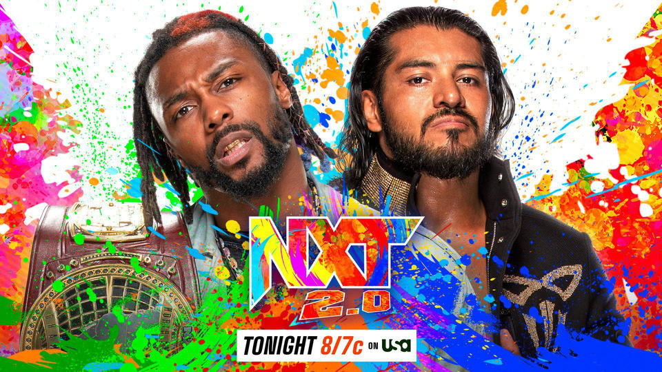 NXT 2.0 Results (10/12)