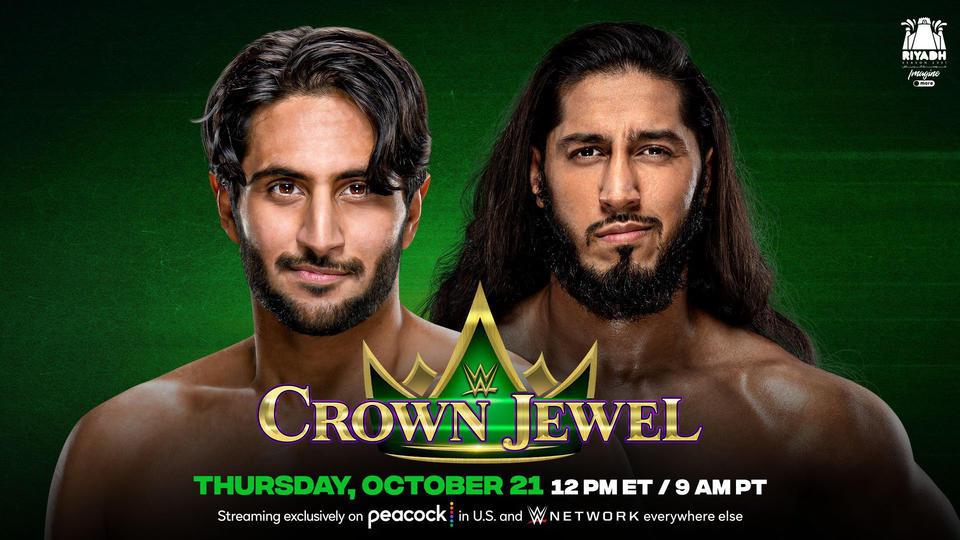 Mansoor Vs Mustafa Ali Announced For Crown Jewel