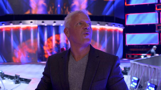 Jeff Jarrett sets foot in a WWE arena for the first time in 19 years