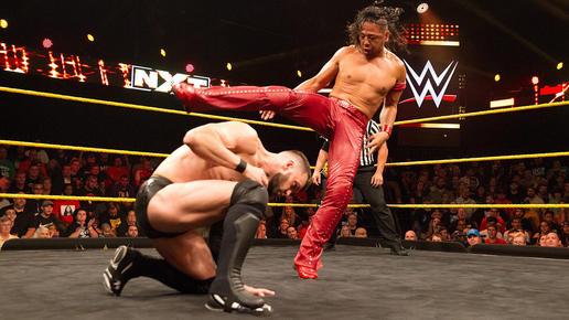 Resultats WWE NXT 13 juillet