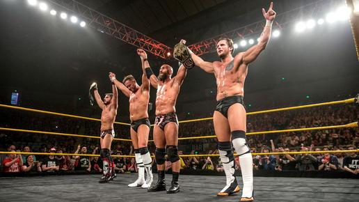 Resultats NXT 4 janvier 2017