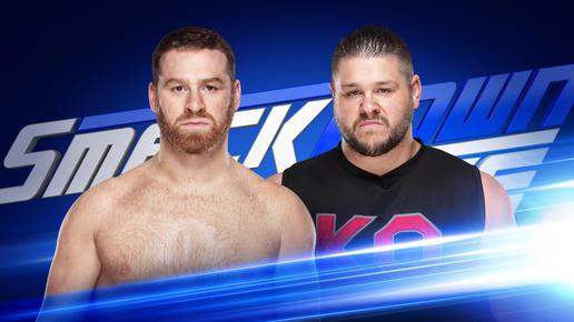 WWE SmackDown LIVE: 06.02.2018