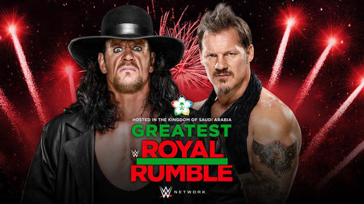 The Undertaker vs. Chris Jericho at Greatest Royal Rumble