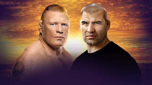 Brock Lesnar will go to war with former UFC ChampionCain Velasquez for the WWE Championship