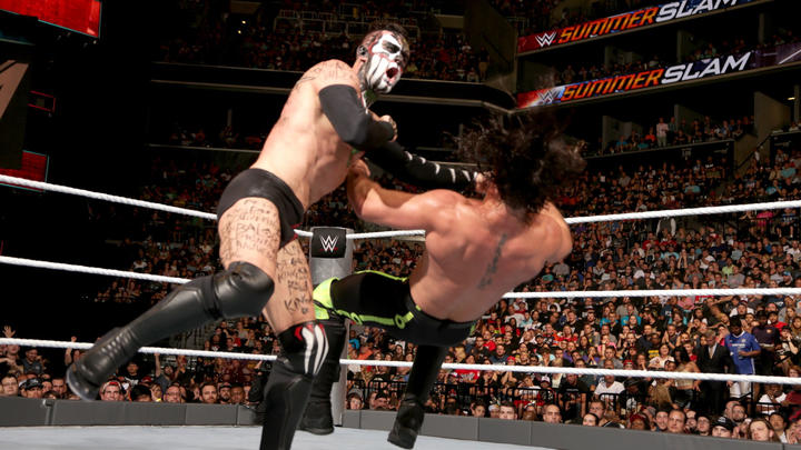 10 hottest blockbuster matches in SummerSlam history | WWE