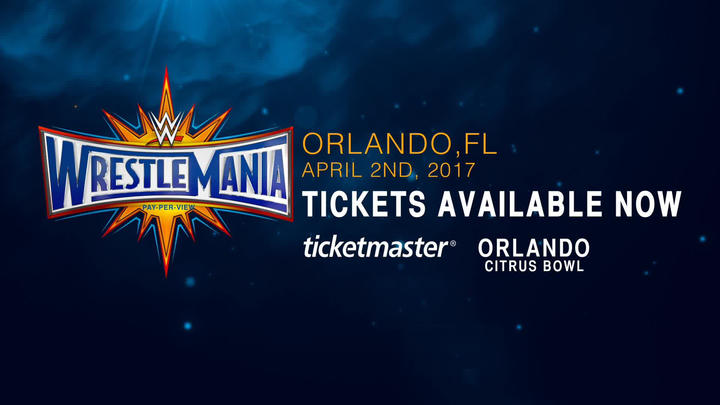 WrestleMania 33 tickets are available now | WWE