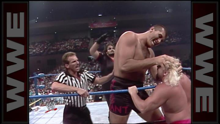 El Gigante vs. One Man Gang: WCW Great American Bash 1991 | WWE