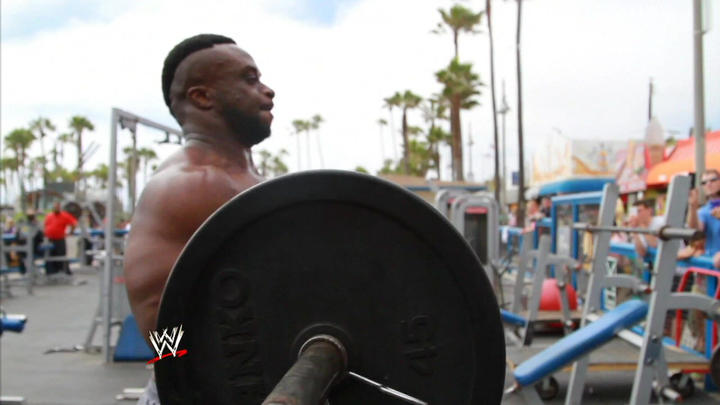 WWE Superstars reveal their max bench press | WWE