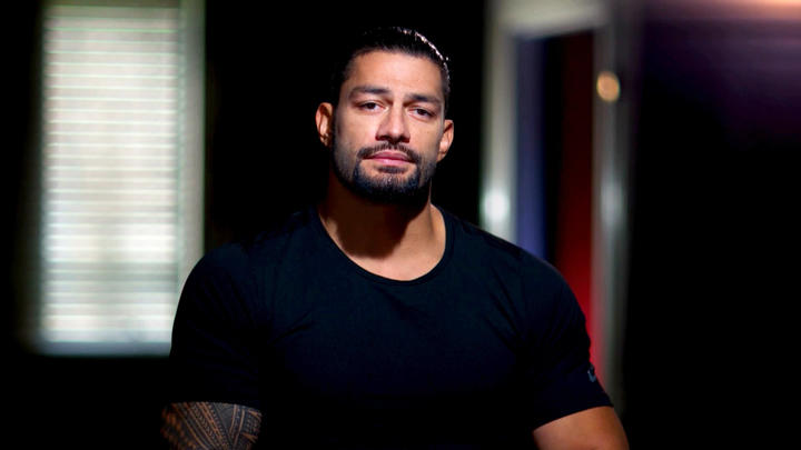 WWE 2K20 cover Superstar Roman Reigns featured in 2K Towers