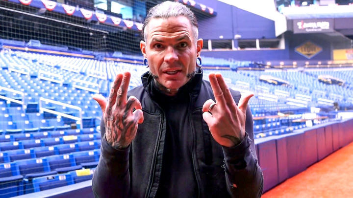 Jeff Hardy declares for the Royal Rumble Match: WWE Network Exclusive, Jan. 18, 2021   WWE