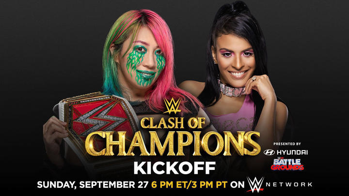 WWE Clash Of Champions 2020: Full Match Card With Predictions 1